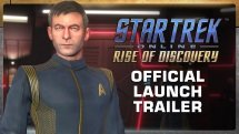 Star Trek Online Rise of Discovery