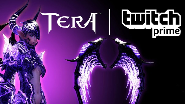 TERA Twitch Prime Pack 3