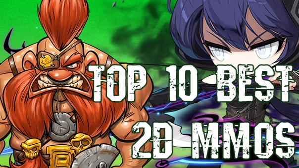 Top 2D MMOs Header