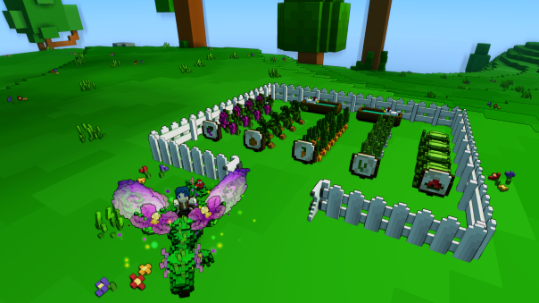 Trove Going Green Update