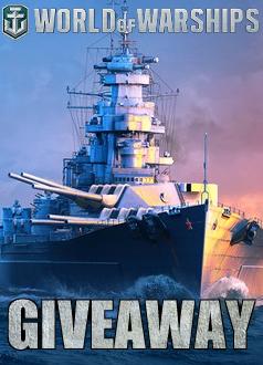 WoWs Soviet Battleship Giveaway Column