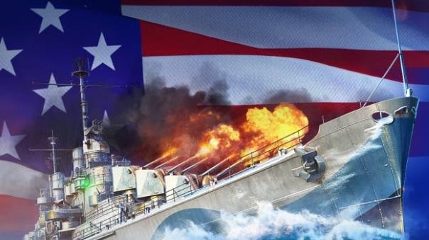 World of Warships Legends Battle for Atlanta