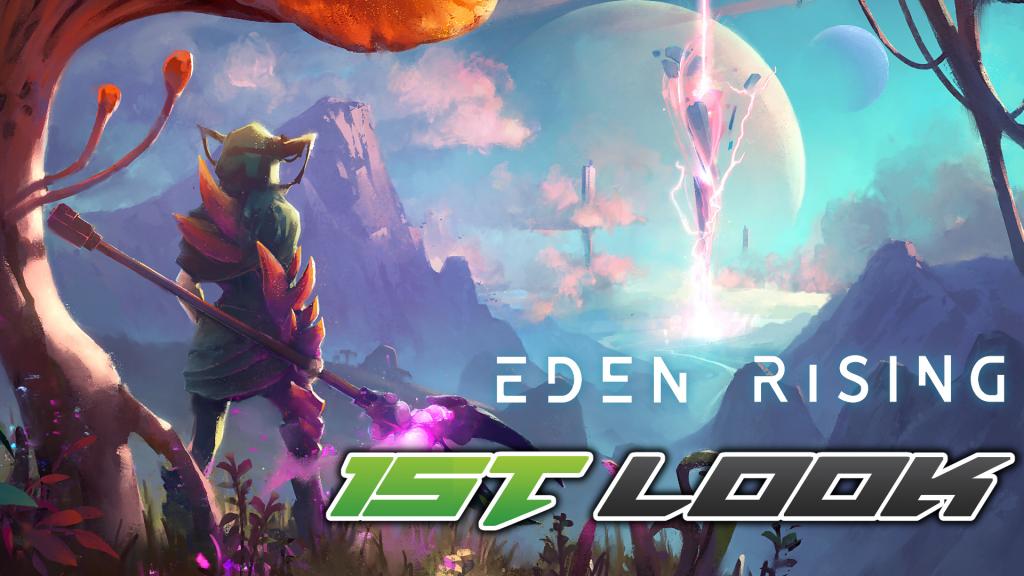 Eden Rising - First Look