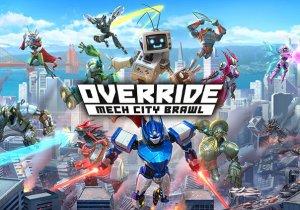 Override Mech City Brawl Profile Banner