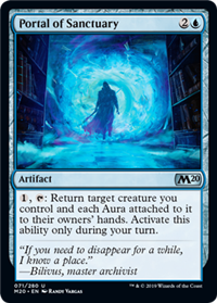 MTG Core 2020 - POrtal of Sanctuary