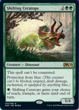 MTG Core 2020 - Shifting Ceratops