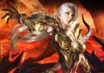 Dragon Lord_Recommended Blonde Girl