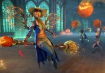 Skyforge Halloween October