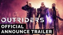 Outriders Announcement E3 2019