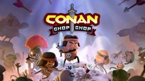 Conan Chop Shop E3 Trailer