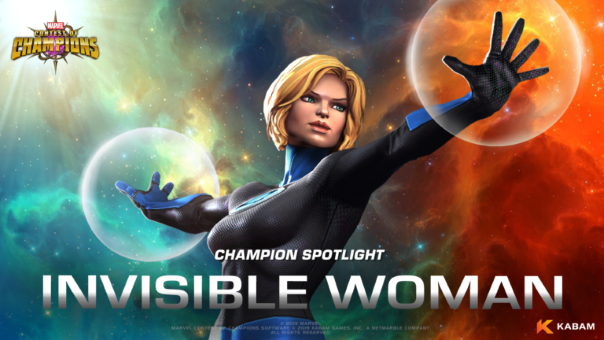 Contest of Champions - Sue Storm