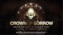 Destiny 2 Crown of Sorrow Trailer Thumbnail