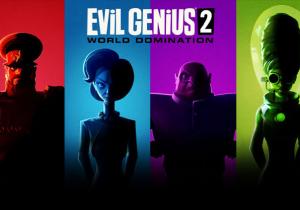Evil Genius 2: World Domination Game Profile Image
