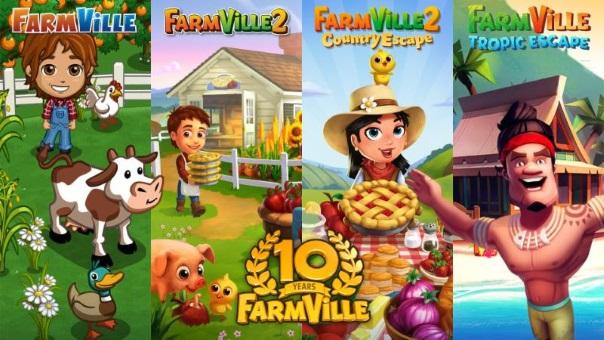 Farmville 10 Years