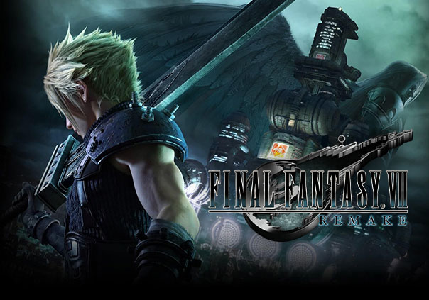Final Fantasy VII Remake Game Profile Image