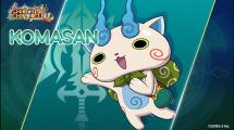 Knights Chronicle Character introduction movie -Komasan