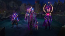 League of Legends Dark Star 2019 skins