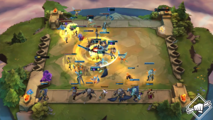 League of Legends Teamfight Tactics
