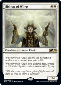 MTG Core 2020 - Bishop of Wings