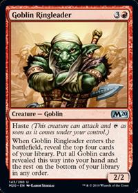 MTG Core 2020 - Goblin Ringleader