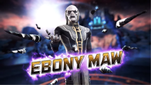 Marvel Contest of Champions Ebony Maw Trailer