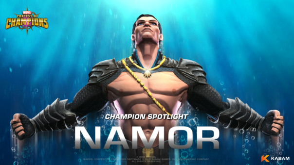 Marvel Contest of Champions Namor the Submariner