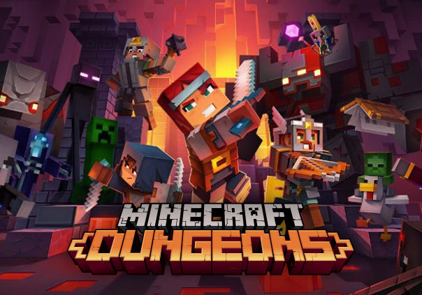 Minecraft Dungeons Game Profile Image