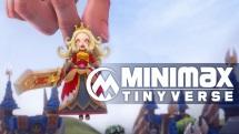 Minimax Tinyverse iPad launch