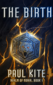 The Birth LitRPG Cover