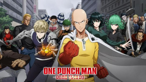 One Punch Man - Road to Hero announcement