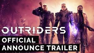 Outriders Announcement E3 2019
