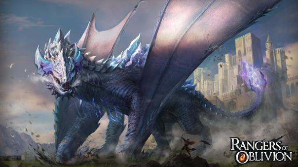 Rangers of Oblivion primal invasion