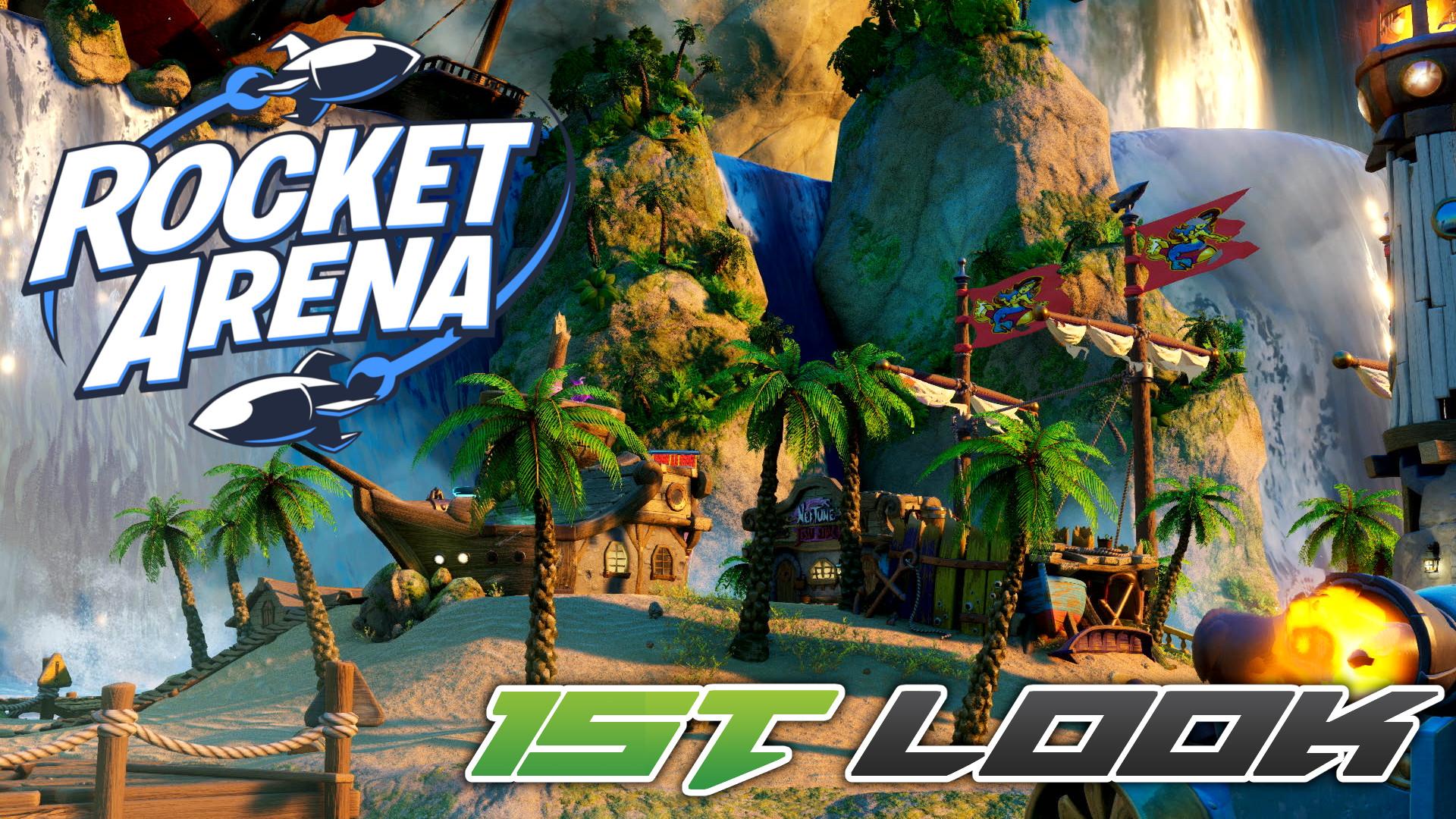 Rocket Arena First Look Thumbnail