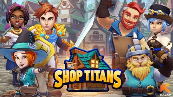 Shop Titans Launch