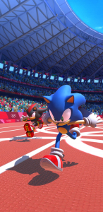 Sonic at the Olympic Games image 2