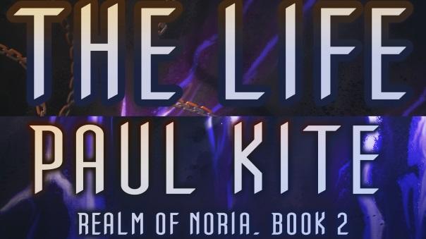 The Life LitRPG Paul Kite Banner