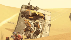 War Robots Among the Stars Trailer