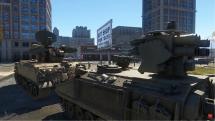 War Thunder Anti-Aircraft Tank Announce Video