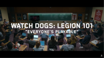 Watchdog Legion Classroom 101 Trailer Thumbnail
