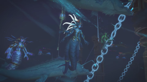 World of Warcraft Rise of Azshara Trailer