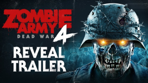 Zombie Army 4 Dead War Reveal Trailer E3 2019