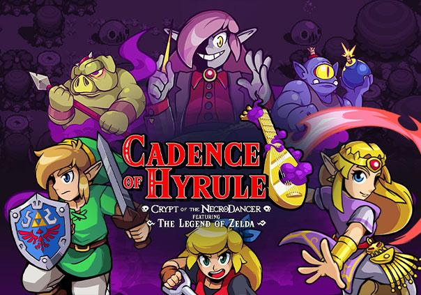 Cadence of Hyrule Profile Banner