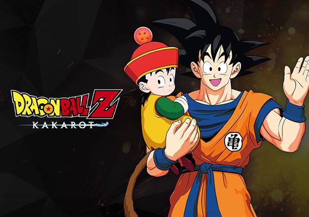 Dragon Ball Z Kakarot Profile Banner