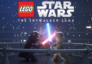 LEGO Star Wars Skywalker Saga Profile Banner