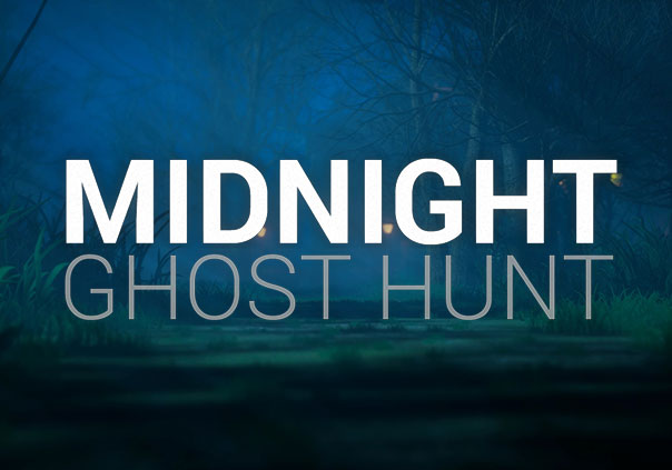 Midnight Ghost Hunt Profile Banner