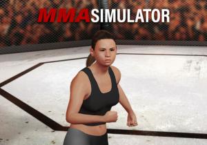 MMA Simulator Profile Banner