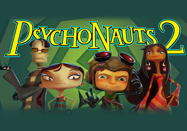 Psychonauts 2 Game Profile Image