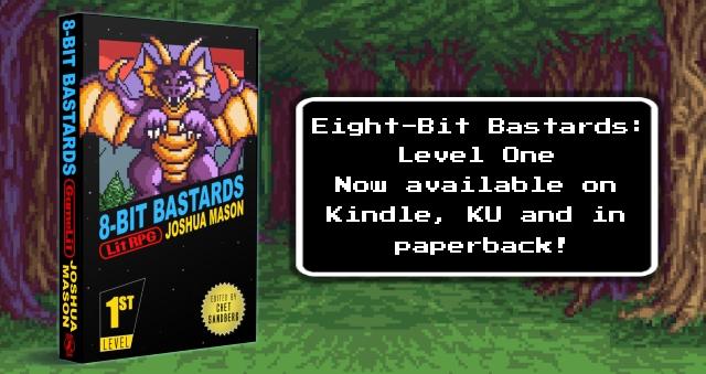 8 bit bastards press release banner