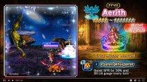 Final Fantasy Brave Exvius FFVII Summons