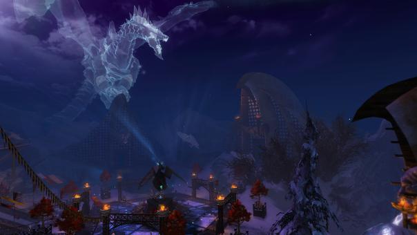 Guild Wars 2 Dragon Bash Festival